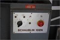 Schaublin 102N Lathe