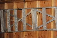 Wooden 9' Ladder