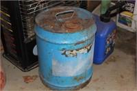 Dyna-Glo Kerosene Heater and Kerosene Cans
