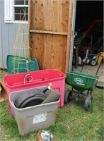 Scotts 2000 Lawn Spreader and More