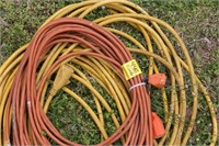 Two Extension Cords