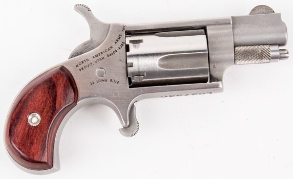 Gun North American Arms Mini-Revolver in 22LR | AZFirearms