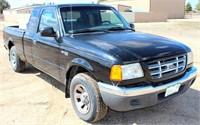 2002 Ford Ranger PK (view 4)