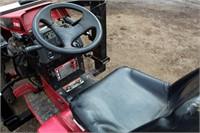 Wheel Horse Garden Tractor (view 6)