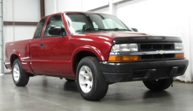 2003 Chevrolet S10 Extended Cab Only 80k Miles United