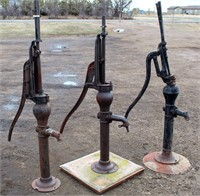 3- Hand Water Pumps
