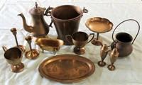 Brass/Copper Pcs
