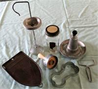 Mayo Jar, Vintage Items