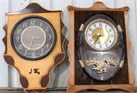 2- Wall Clocks