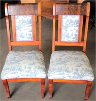 2- Antique Chairs
