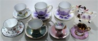 Misc Cup/Saucer Sets