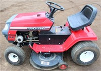 "Ranch King Riding Mower, 12-hp, 42"" mower deck"