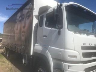 2015 Fuso FV54 400hp AMT Air Suspension - Trucks for Sale
