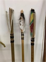 Older North American Native Bow and Arrows