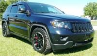 #28-Jay R. Kime Estate - 2011 Jeep Grand Cherokee Auction