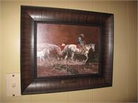 """Kenneth Wyatt Horse Trader (14""""x11"""" Print)"""