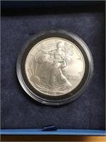 2006 silver eagle