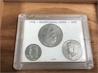 Bicentennial Coin Set
