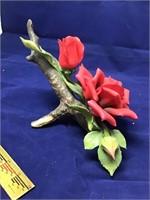 Golden Crown ER porcelain Rose