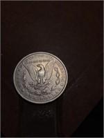1889 O Morgan