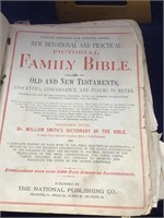 National publishing company pictorial  bible