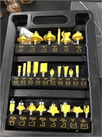 Router bit set new in box