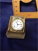 Sloan alarm pocket watch