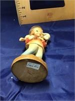 Anri wood figurine