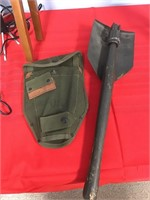 Military trenching tool