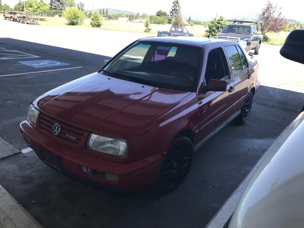 1998 volkswagen jetta glx vr6 post falls auto auction auctions