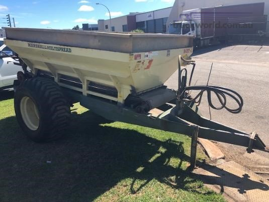 2009 Marshall 4 ton Multi Spreader - Farm Machinery for Sale