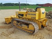 John Deere 450 Dozer | Wisconsin Tractor