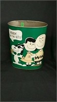 Avid Toy, Metal Trash Can, Wind Up, Lunch Box Collection