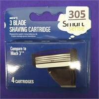 Men's Shaving Cartridges