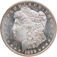 $1 1898-O PCGS MS65 DMPL CAC