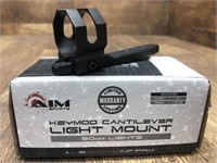 Cantilever Light mount, 30mm