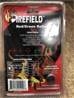 Firfield Red/green reflex sight