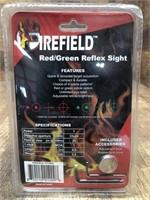 Firefield Rd/Green Reflex Sight
