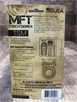 MFT Torch, picatinny rail mount