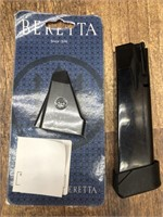 Beretta magazine PX4 .40SW and magazine loader