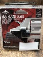 S&W J frame laser