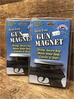 2- Gun concealment magnets