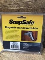2- Gun concealment magnet