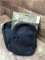 2- Rothco concealed carry pouches