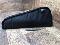 Quest soft handgun case