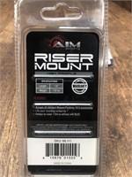 2- Riser Mounts