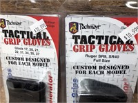 2- Pachmayer Tactical Grip Gloves, Glock , Ruger
