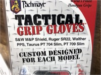 3- Pachmayer Tactical Grip Gloves, Multiple
