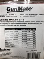 Gun Mate  Hip holster- S,M,LG, right hand