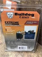 2- Bulldog holsters, inside pants, size 1 medium,
